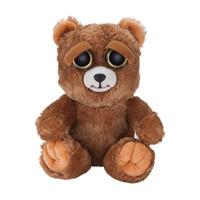Feisty Pets Brown Bear Plush