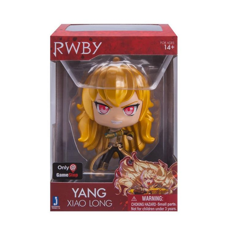 RWBY Yang Xiao Long Figure (Metallic) - Only at GameStop