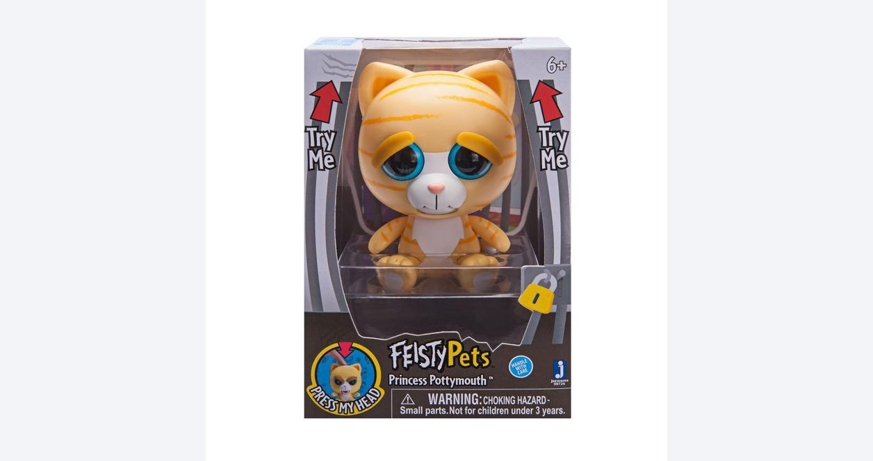 Feisty Pets Figure (Assortment)