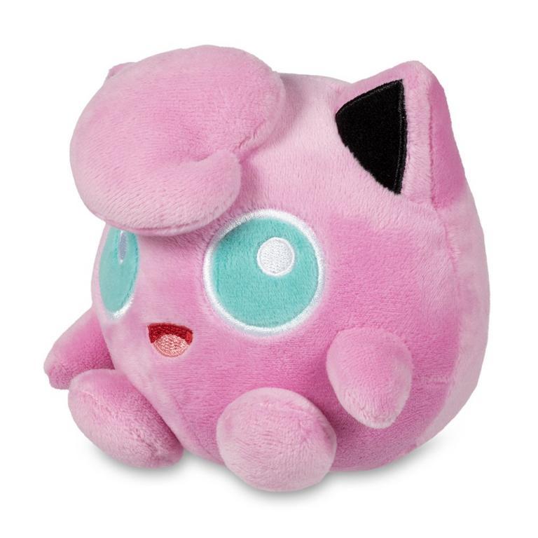 Pokemon Jigglypuff Plush
