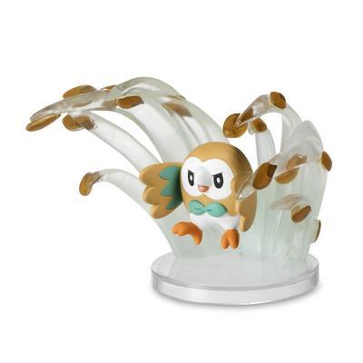 Pokemon Center: Rowlet Gallery Figure