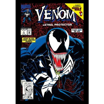 Marvel Venom Cover T-Shirt