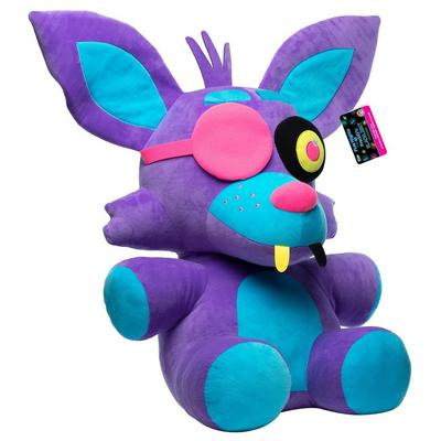 Funko Plush:Five Nights at Freddy's - Blacklight Foxy 24 inch Plush - Only at GameStop