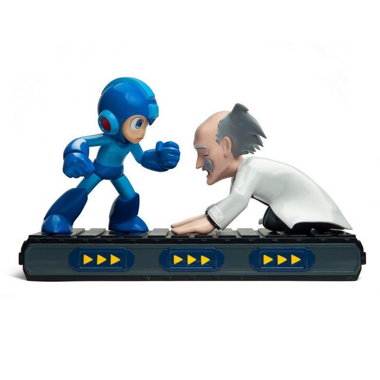 Mega Man 11 Diorama