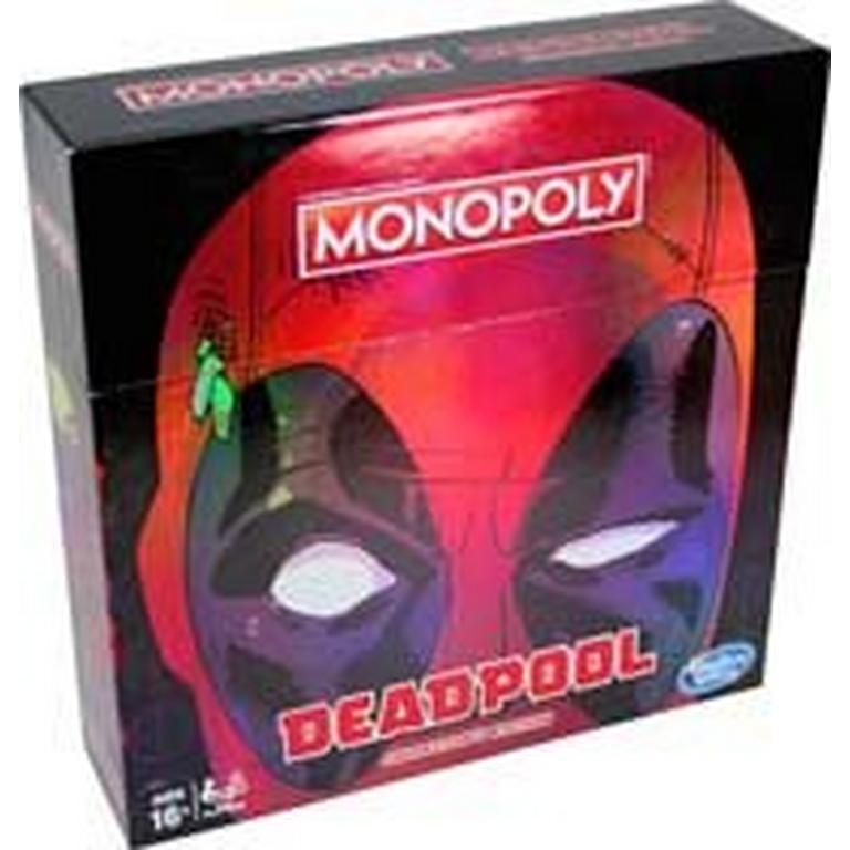 Monopoly Game: Marvel Deadpool Collector's Edition - Get it First at GameStop