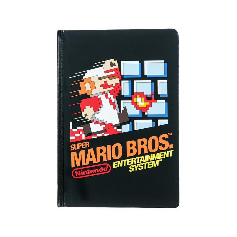 Super Mario Bros. Retro Journal