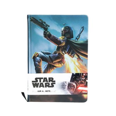 Star Wars Boba Fett Journal