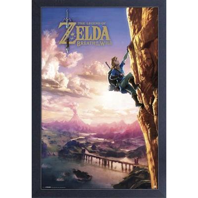 The Legend of Zelda: Breath of the Wild Print