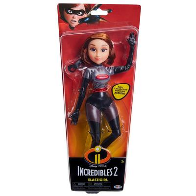 Incredibles 2 Elastigirl Costumed Action Figure