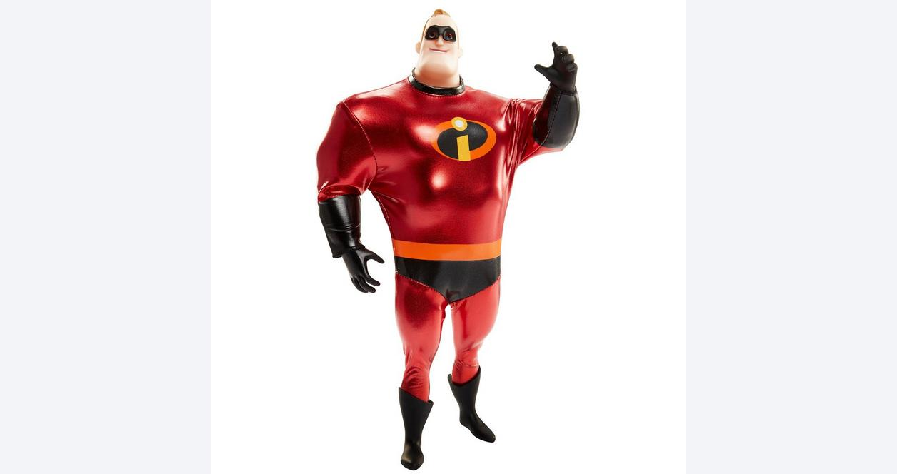 Incredibles 2 Mr.Incredible and Jack-Jack Costumed Action Figures