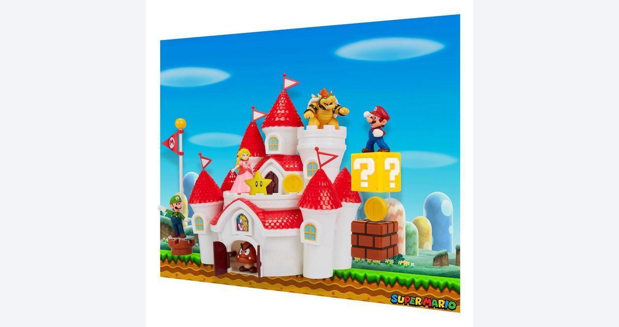 Nintendo Mario Deluxe Playset