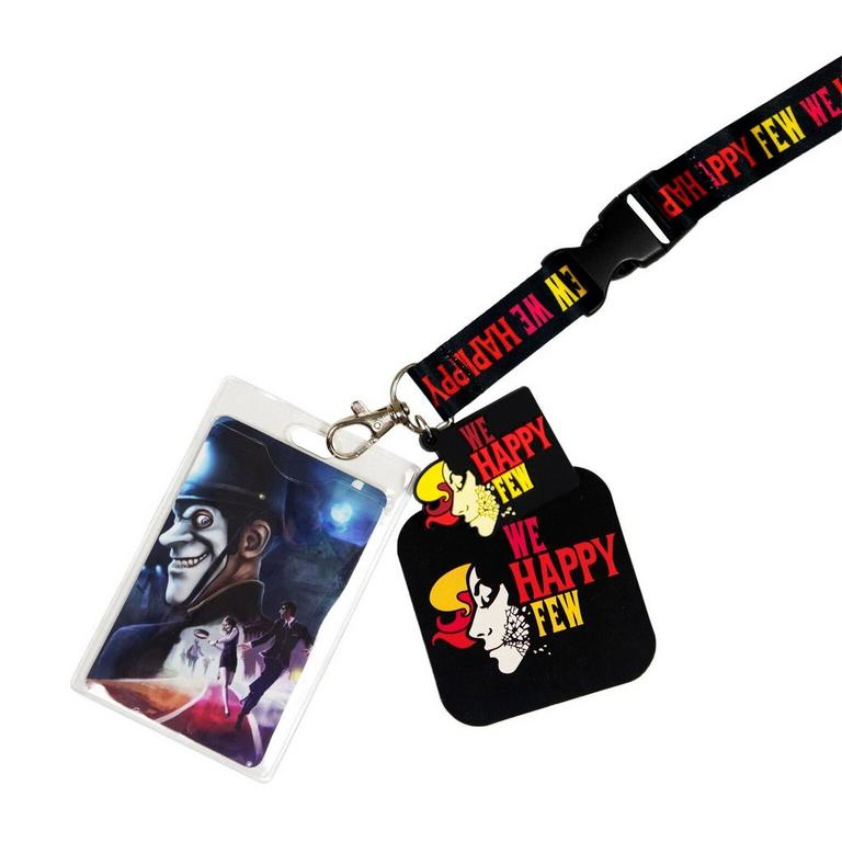 We Happy Few Lanyard