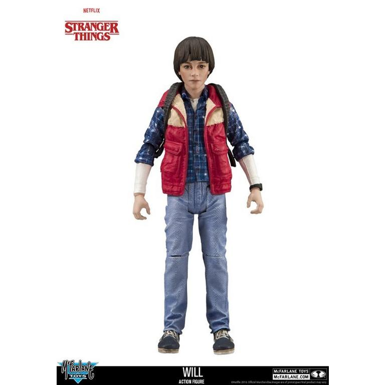 Stranger Things Action Figure - Will
