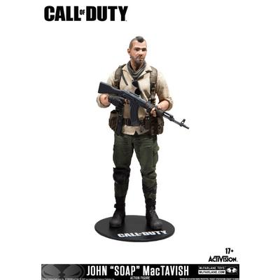 Call of Duty Action Figure - Soap