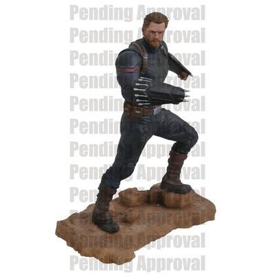 Avengers: Infinity Wars - Captain America Statue