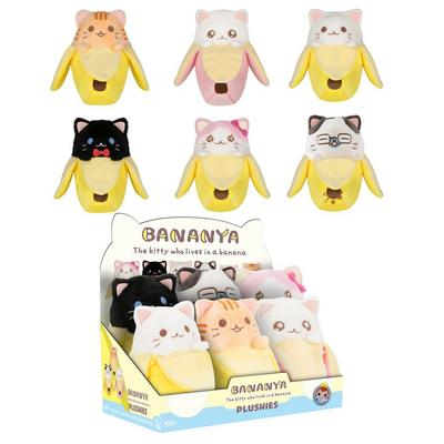Bananya Plushies (Assortment)