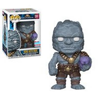 POP! Marvel: Thor Ragnarok - Korg with Miek - 2018 Fall Convention Exclusive