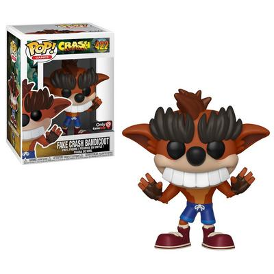 POP! Games: Crash Bandicoot Fake Crash Bandicoot Only at GameStop