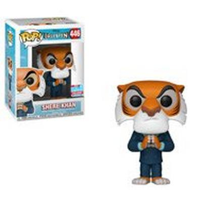 POP! Disney: TaleSpin - Shere Khan with Hands Together - 2018 Fall Convention Exclusive