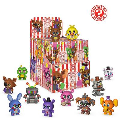 Five Nights at Freddy's 6 Pizza Simulator Mystery Minis Figures (Assortment)
