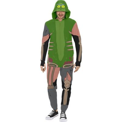 Rick and Morty Ratbody Pickle Rick Onesie