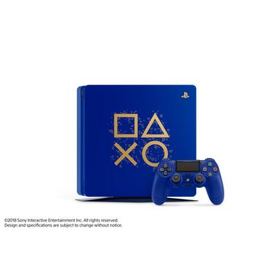 PlayStation 4 1TB Days of Play Limited Edition System