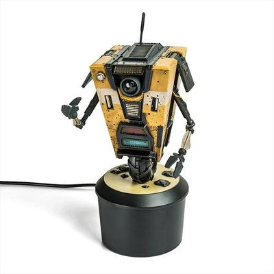 Borderlands Claptrap Talking Car Charger