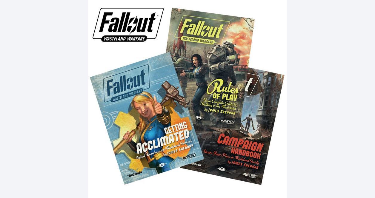 Fallout: Wasteland Warfare 2 Player Starter Set Box