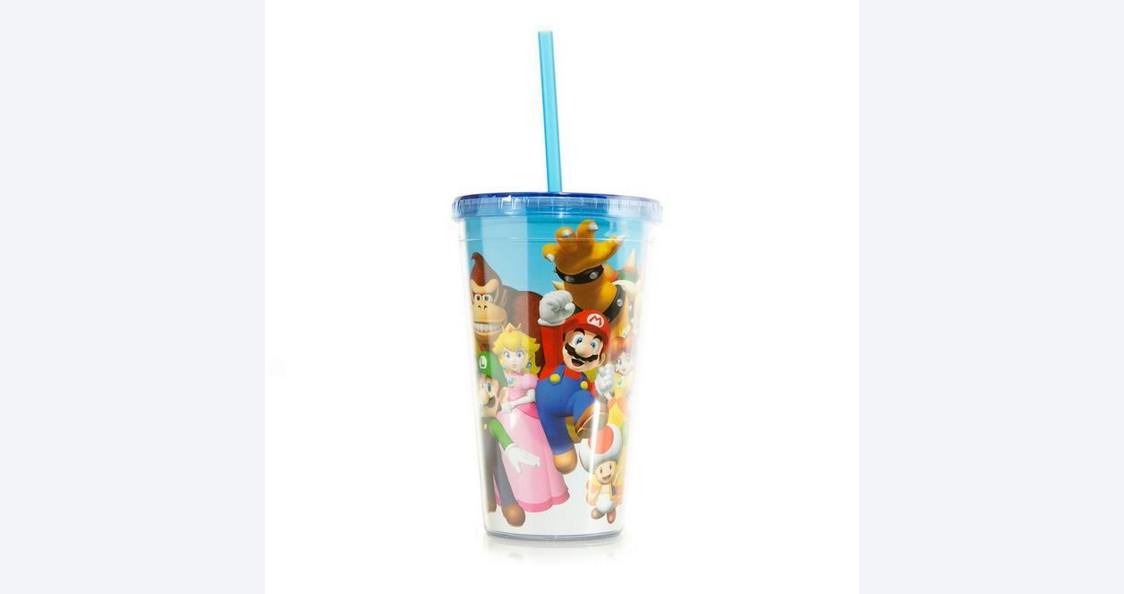 Super Mario Carnival Cup