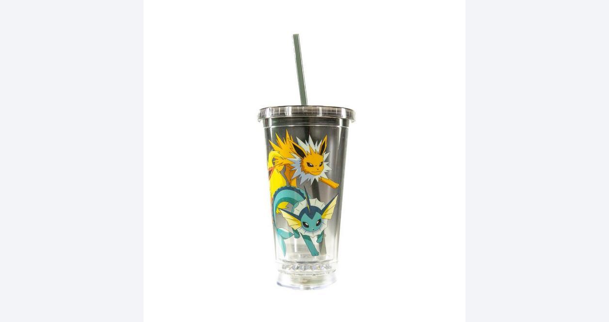 Pokemon Eevee Evolution Light Up Cup