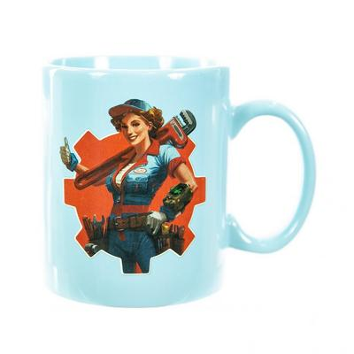 Fallout Diesel Fusion Mug