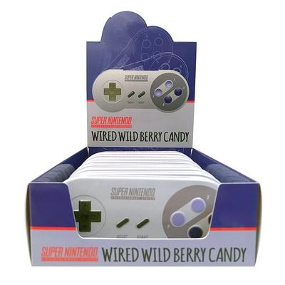 Nintendo Wired Wild Berry Candy