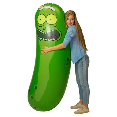 Rick and Morty Inflatable Giant Pickle Rick
