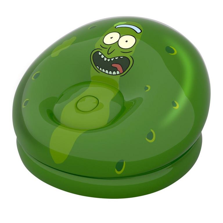 Rick and Morty Inflatable Pickle Rick Chair
