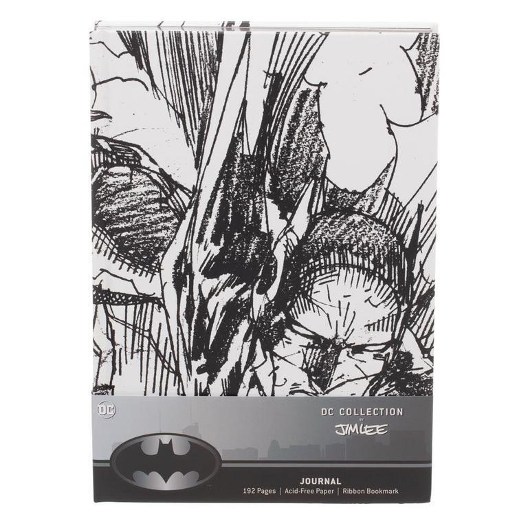 Jim Lee Batman Journal