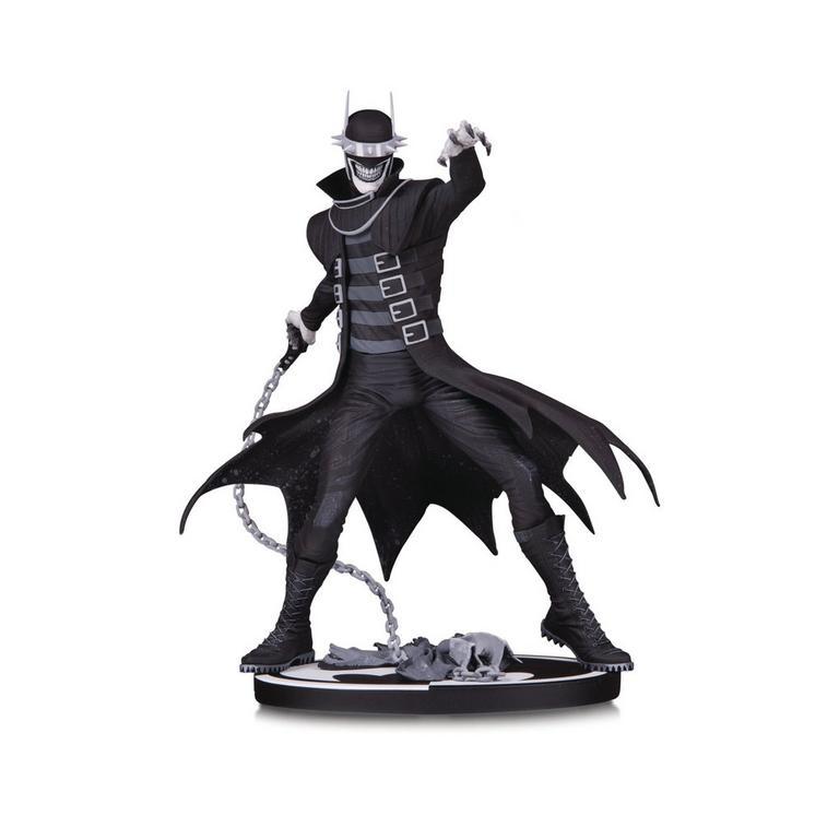 Batman: Black and White Batman Who Laughs Statue
