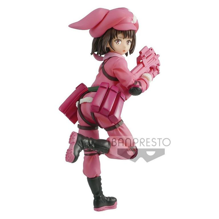Sword Art Online Alternative: Gun Gale Online LLENN Statue