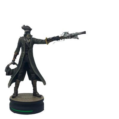 Bloodborne Hunter Modern Icon Statue