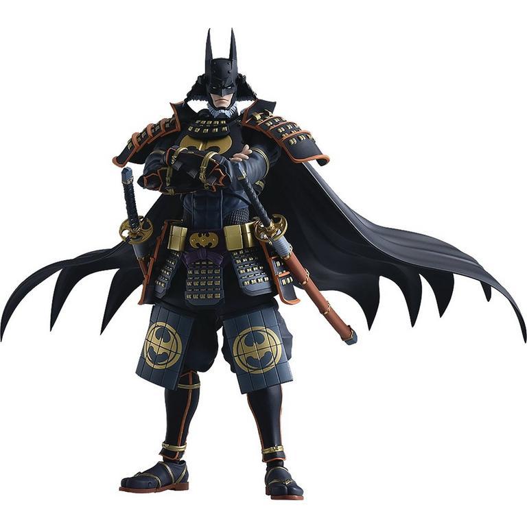 Batman Ninja DX Sengoku Edition Figma Action Figure