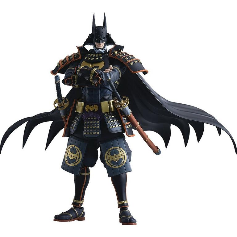 Batman Ninja Figma Action Figure Deluxe Sengoku Version