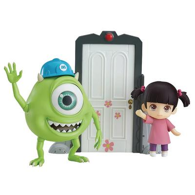 Monsters, Inc. Mike and Boo Deluxe Version Nendoroid Set