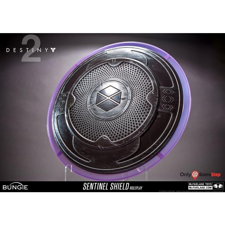 Destiny 2 Titan Sentinel Shield Replica