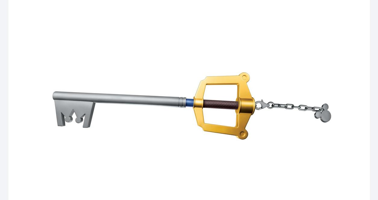 Kingdom Hearts Kingdom Key Keyblade