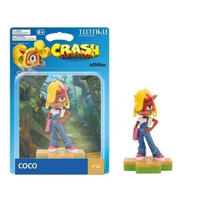 TOTAKU Collection: Crash Bandicoot CoCo Figure - Only at GameStop