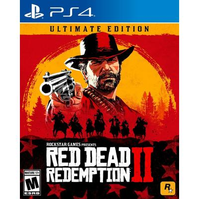 Red Dead Redemption 2 Ultimate Edition - Only at GameStop