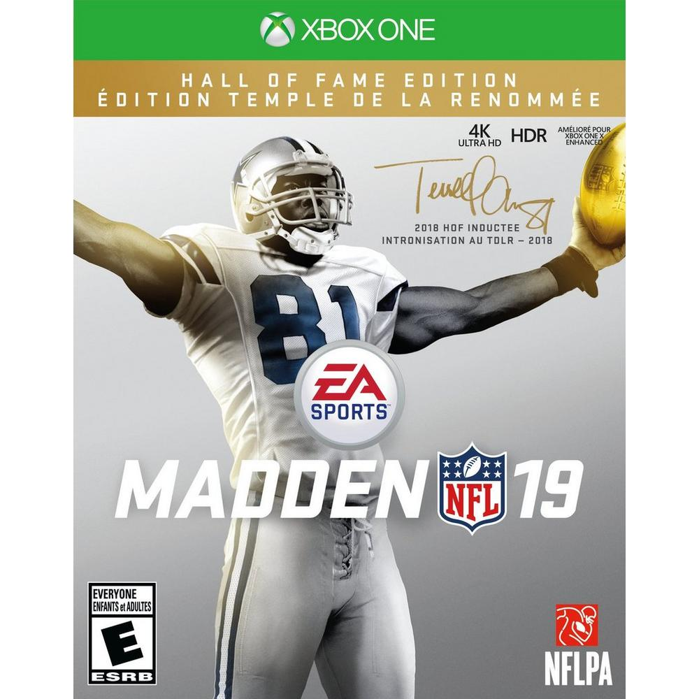 Madden NFL 19 Hall of Fame Edition | Xbox One | GameStop