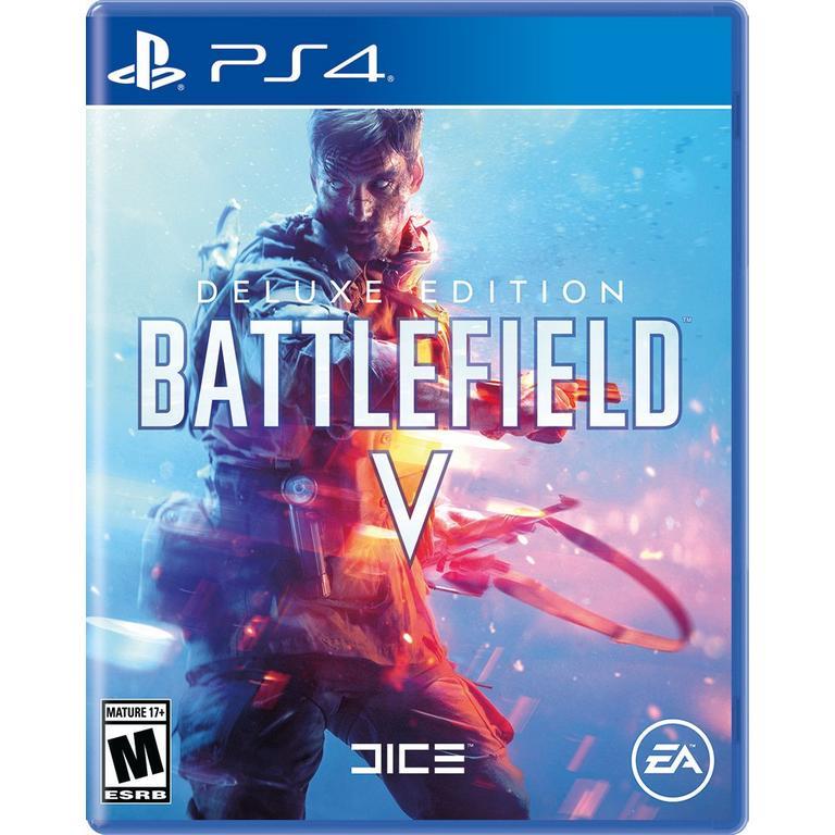 Battlefield V Deluxe Edition | PlayStation 4 | GameStop