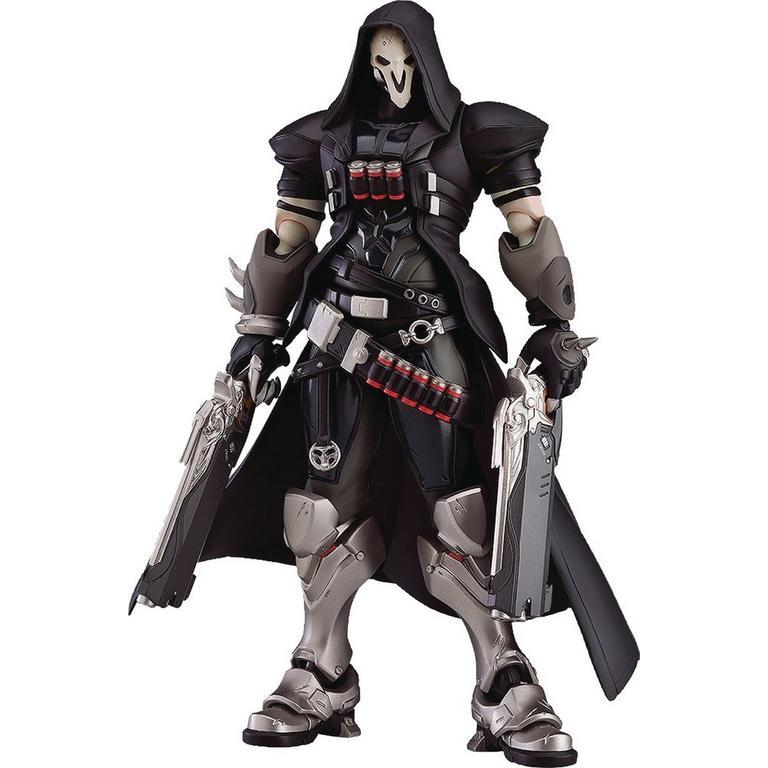 Overwatch Reaper Figma Action Figure