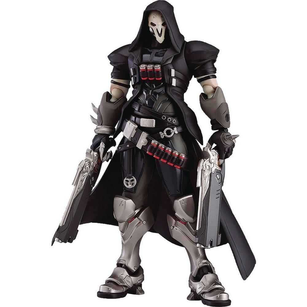 Overwatch Reaper Figma Action Figure | GameStop