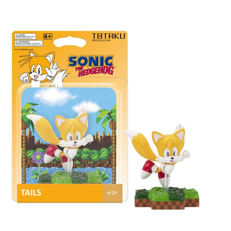 Sonic the Hedgehog Tails TOTAKU Collection Figure Only at GameStop